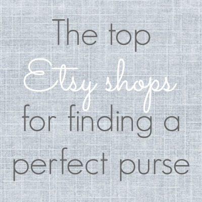 best etsy shops for a purses
