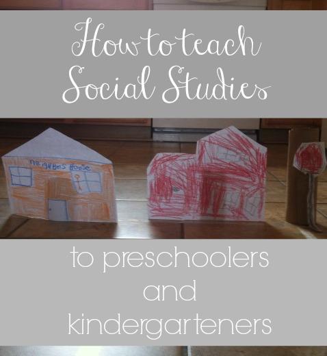 how to teach social studies