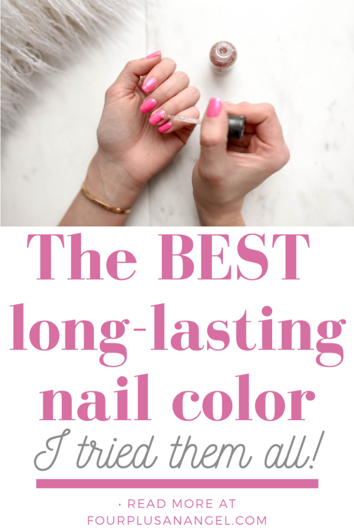 Best long lasting nail color