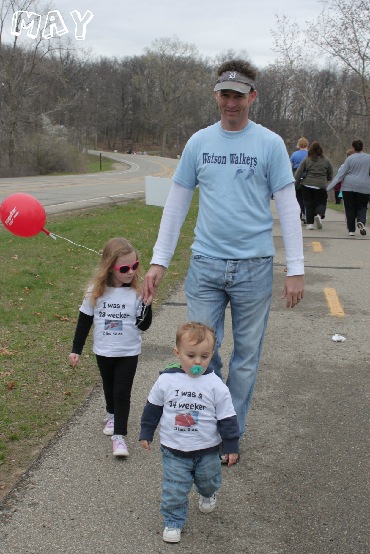 march of dimes walk