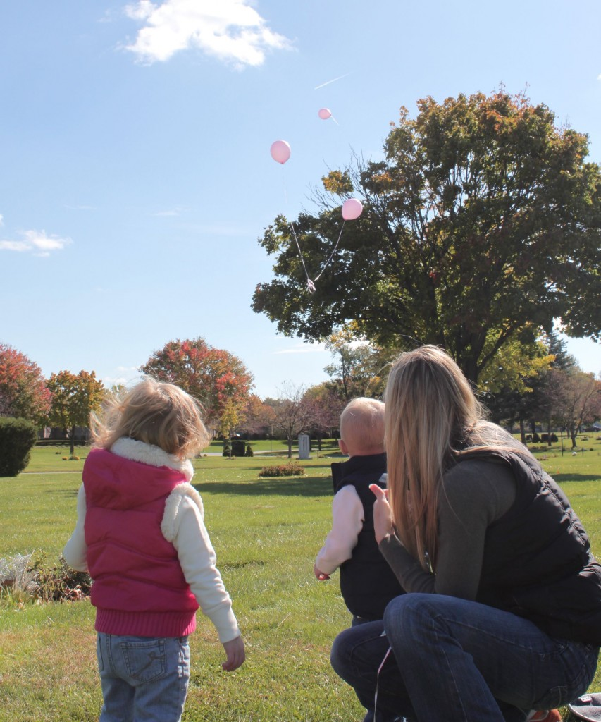 watching balloons