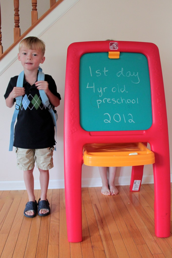 parker first day