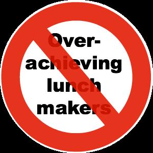 lunch maker