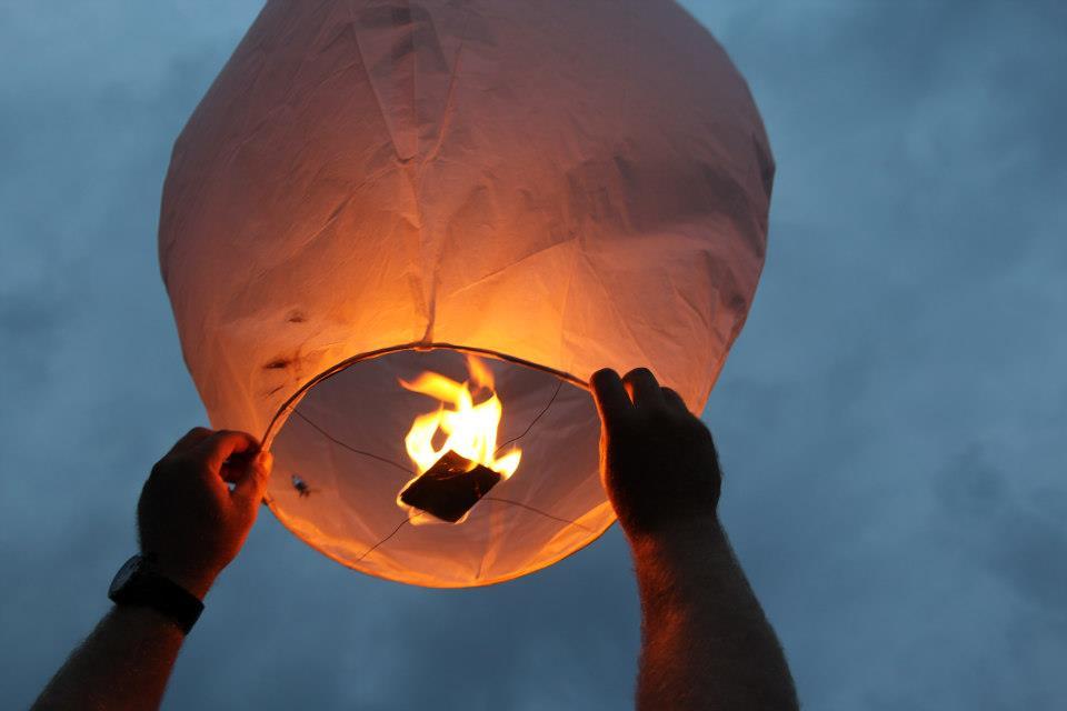 lifting lantern