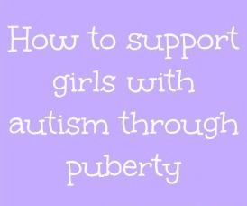 puberty help