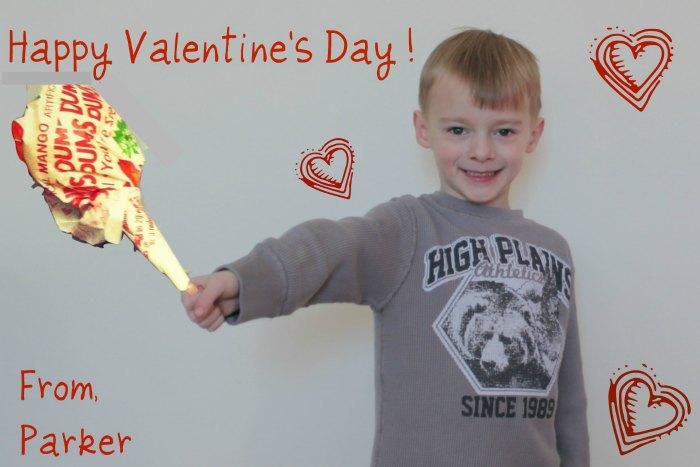 Parker valentine