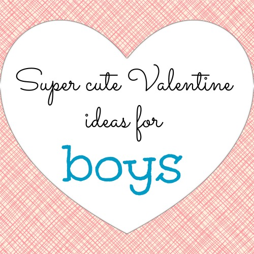 cute valentines for boys