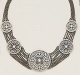 angelique collar necklace