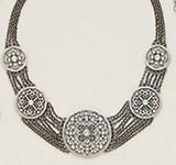 angelique collar necklace
