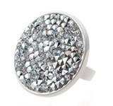 silver petra ring
