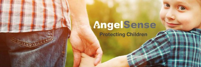 AngelSense to track children with autism