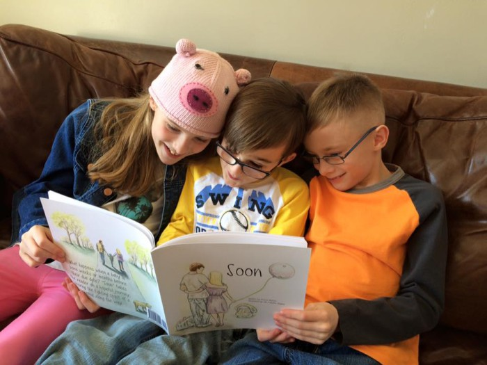 Soon, a children's book written for preemies