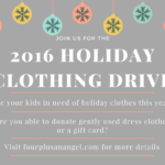 Holiday Clothing Drive 2016