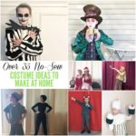 More than 35 costumes you can make at home