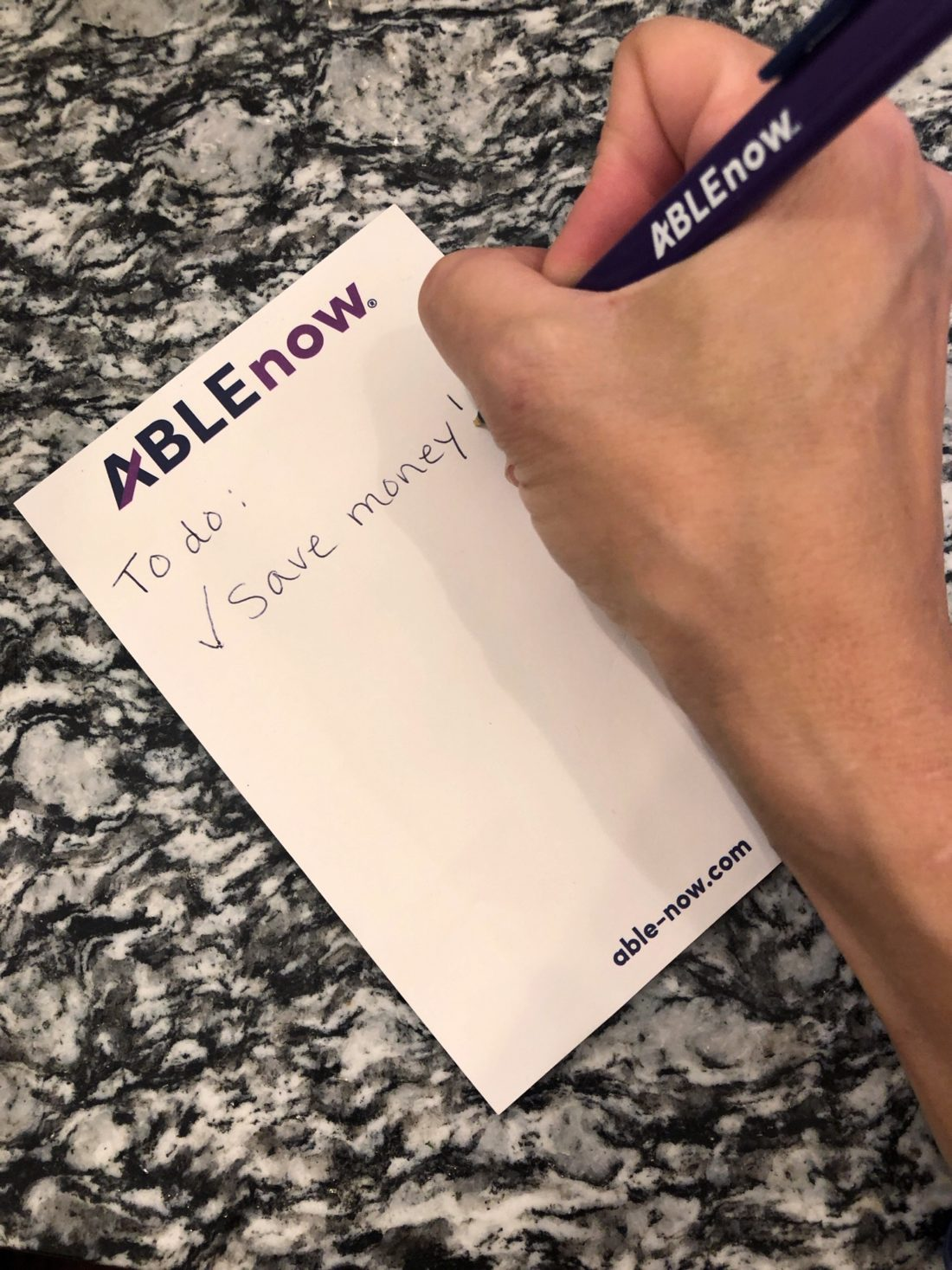 ABLENow list