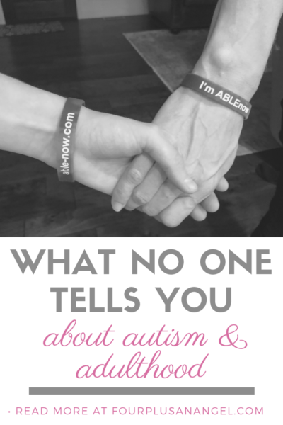 What no one tells you about autism and adulthood