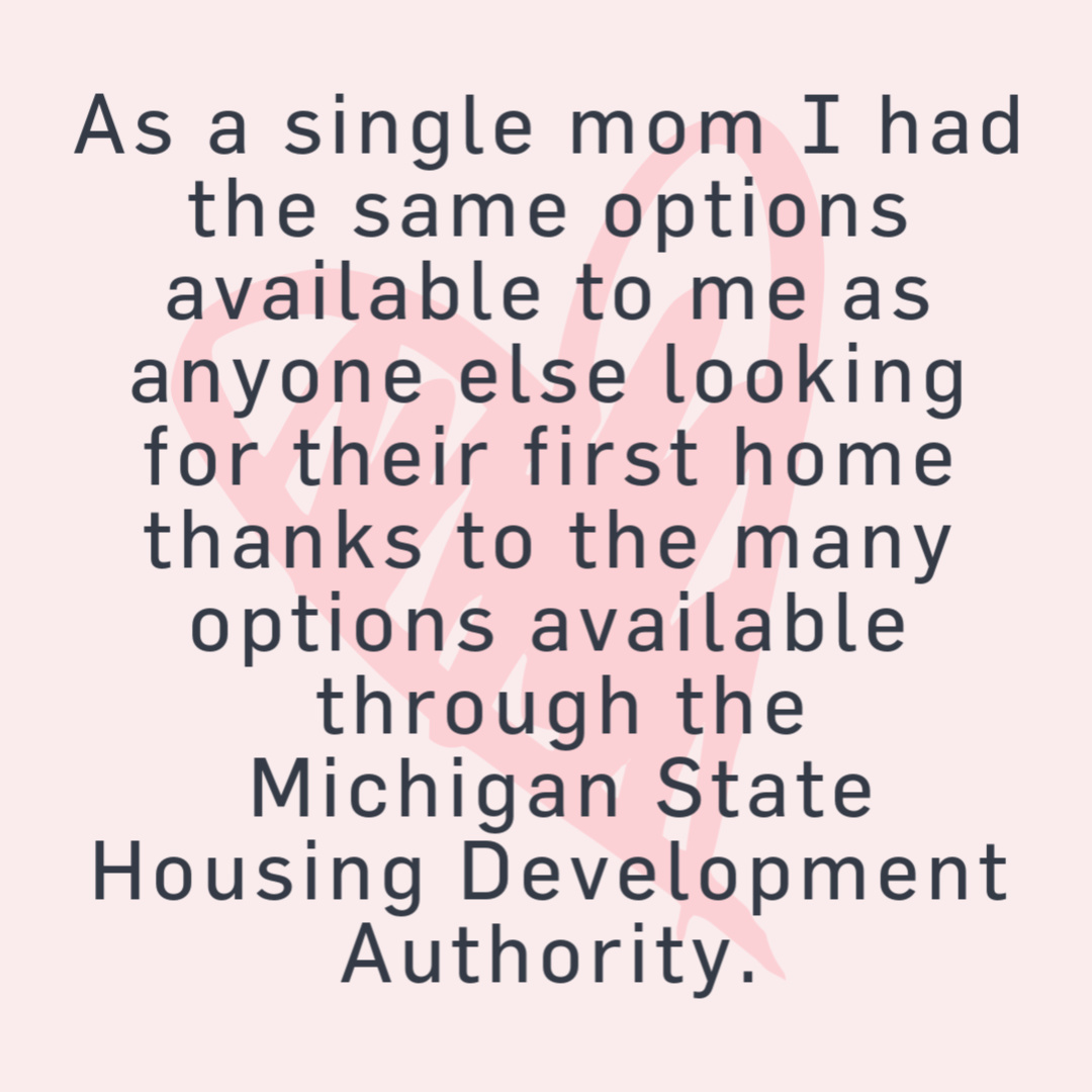 First time home buying as a single mom